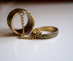 fashion, nice, and ring image