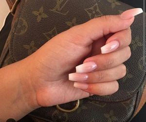 luxury, nails, and perfection image