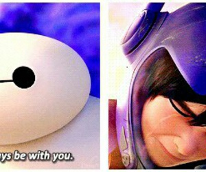 disney, disney quotes, and big hero 6 image