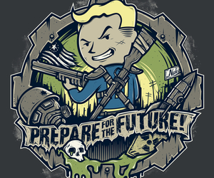 fallout, game, and gaming image