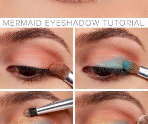 makeup, tutorial, and make up image
