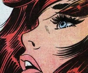 comic, pop art, and art image