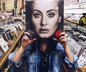 Adele, music, and photography image