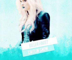 cw, the flash, and killer frost image
