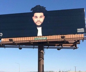 blue, the weeknd, and abel image