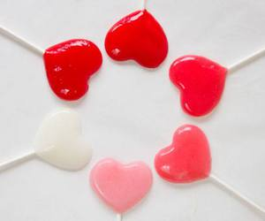 candy, red, and Valentine's Day image