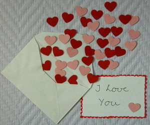 heart, love, and I Love You image