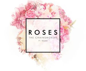 rose, music, and the chainsmokers image
