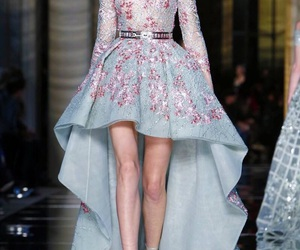 haute couture, outfit, and Zuhair Murad image