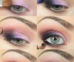 fashion, pretty, and makeup image