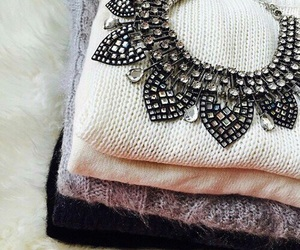 chic, fashion, and gray image