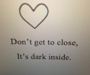 dark, quotes, and demon image