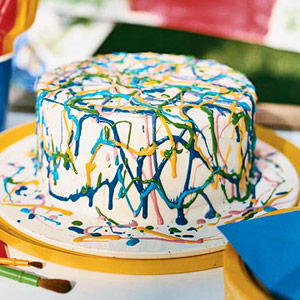 Easy Birthday Cakes shared by arty on We Heart It