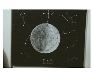 constellations, diy, and do it yourself image