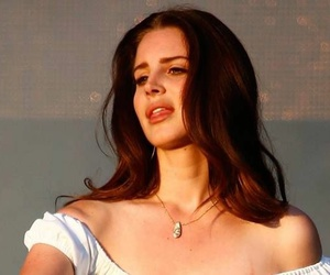 girl, lana del rey, and summer image