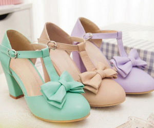 ebay, women's shoes, and heels image