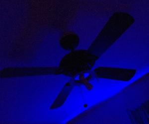 baby, dark, and baby blue image