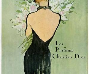 vintage, Christian Dior, and dior image