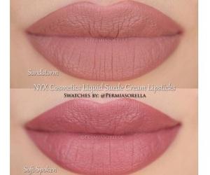 lipstick and NYX image