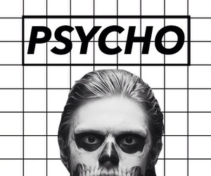 Psycho, tate, and ahs image