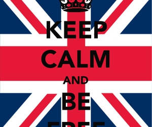 keep calm, keep, and england image