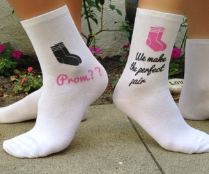 pair, Prom, and pun image