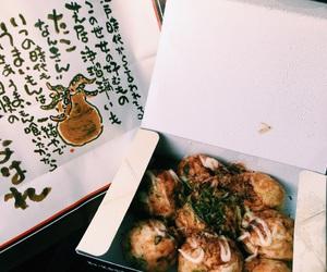 japan, streetfood, and takoyaki image