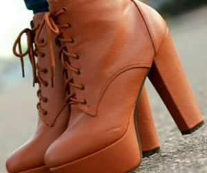 ankle boots, boots, and high boots image