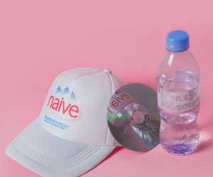 pink, aesthetic, and water image
