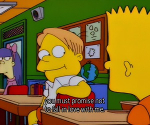 simpsons, the simpsons, and quotes image