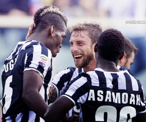 Juventus, claudio marchisio, and paul pogba image