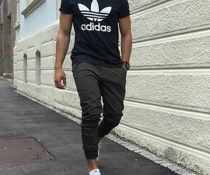 adidas, fashion, and boy image