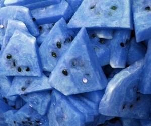 awesome, fruit, and blue aesthetic image