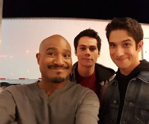 teen wolf, dylan o'brien, and scott image