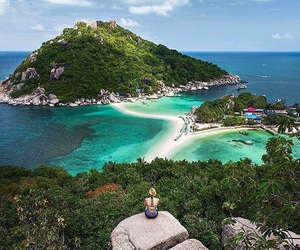 travel, beautiful, and thailand image