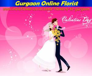 send gifts to gurgaon, gurgaon online florist, and send flowers to gurgaon image