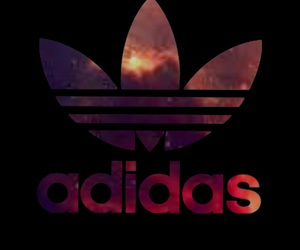 adidas, brands, and galaxy image