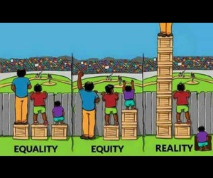 equality, quotes, and reality image