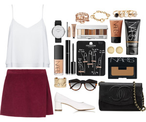 chanel, fashion, and Polyvore image