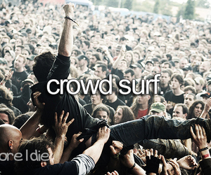 before i die, crowd, and boy image