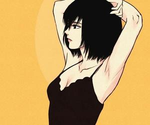 anime, girl, and shingeki no kyojin image