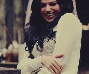 regina mills, once upon a time, and lana parrilla image