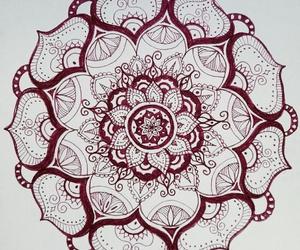 mandala and mandalas image