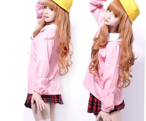 kawaii, ulzzang, and kfashion image