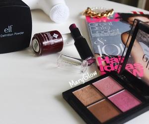 blush, elf, and makeup image