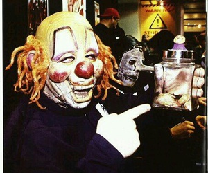 bands, chris fehn, and shawn crahan image