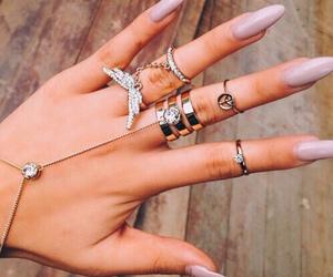 nail art, oje, and tırnak image