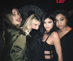 kylie jenner and sofia richie image