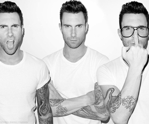 adam levine, sexy, and Hot image