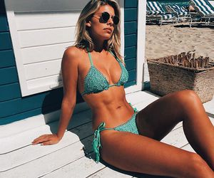 beach, Hot, and inspiration image